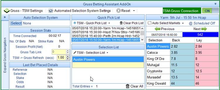 Tsm betting software match betting sites